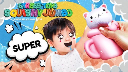 Squishy toys jumbo stress kawaii relax simulator for PC