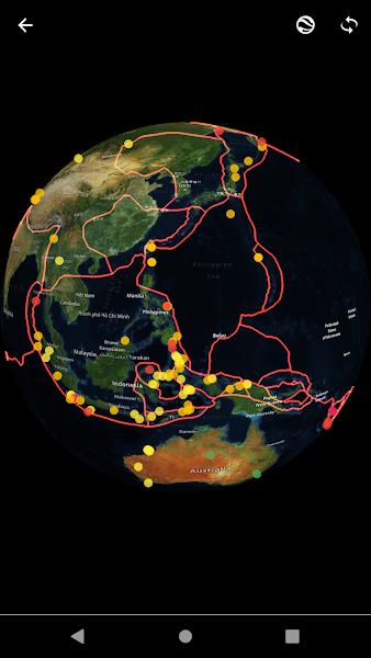 EarthQuake PRO v v13.0.4-PRO [Paid]