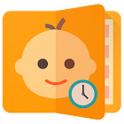 Baby Daybook - Stillen & Pflege Tracker icon