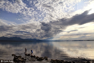 Photo: Wolken bringen nicht immer Regen ...