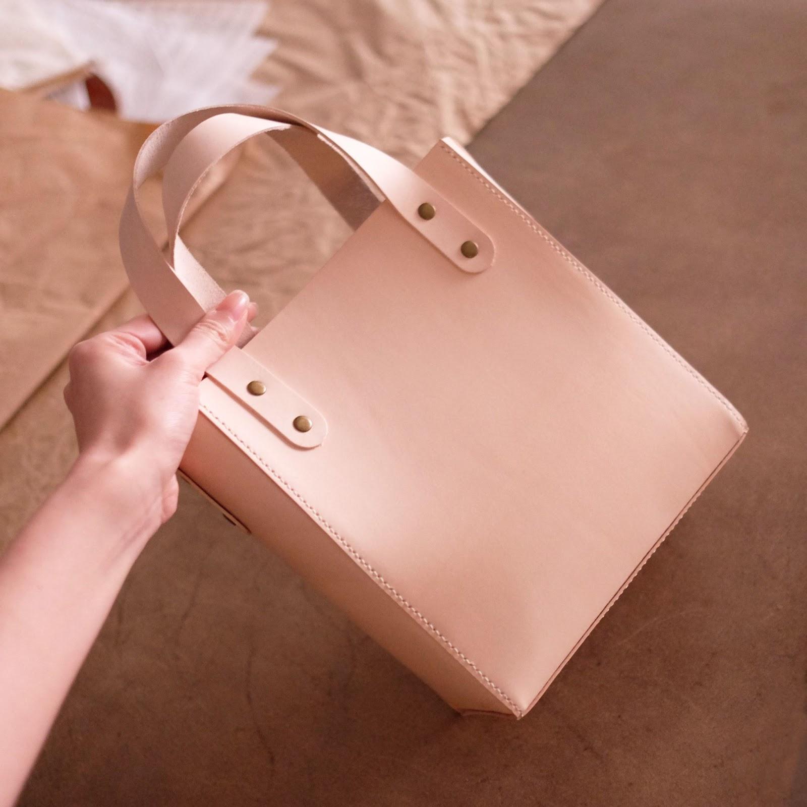 The Lederer bag