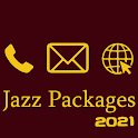 Jazz Packages: Call, SMS & Internet Packages 2021 icon