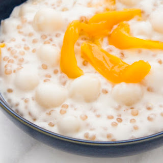 How to Make Ginataang Bilo-Bilo (Sticky Rice Dumplings in Coconut Milk)