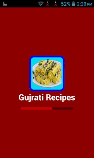 Gujrati Recipes App