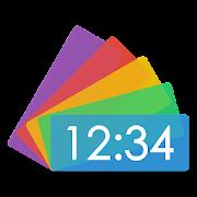 Overlay Digital Clock