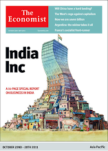 Photo: The Economist cover: Asia edition. October 22nd 2011