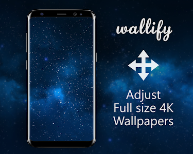 Wallify - 4k, HD Wallpapers & backgrounds 1.4.6 (Pro)