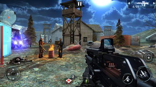 Modern Commando Shooting Mission: Army Games 2020 2.3.0 screenshots 4
