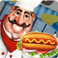 Kitchen King Chef Cooking Games