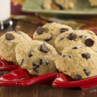 Chocolate Chip Cloud Cookies