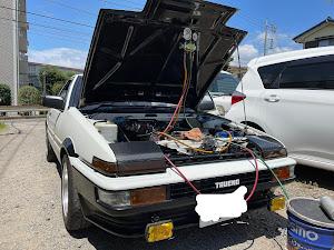 スプリンタートレノ AE86 GT-V 1985年式  2.5型のカスタム事例画像 圭さんの2021年07月27日21:17の投稿