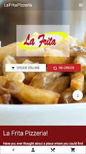 La Frita Pizzeria- screenshot thumbnail