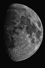 Photo: March Waxing Gibbous