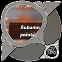 Autumn painting GO SMS icon