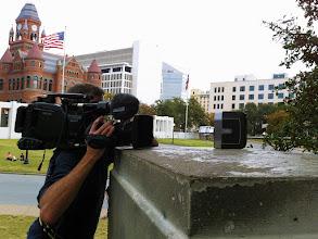 Photo: Zapruder Camera