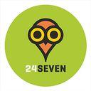 24 Seven, Sector 15, Chandigarh logo