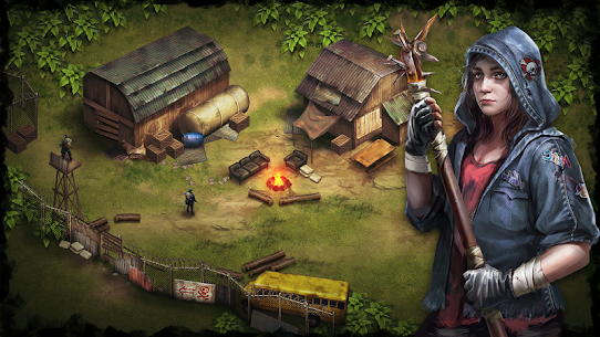 Survival Ark : Zombie Plague Island 4