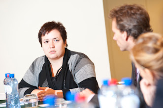Photo: Barbara OSTOVERCHÁ from the Slovak National Centre for Human Rights
