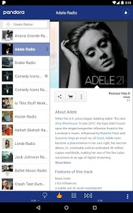 Pandora® Radio screenshot 8