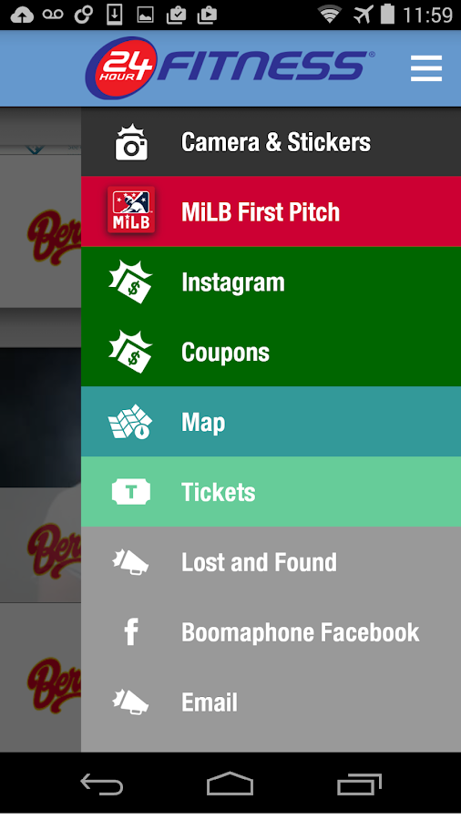 MiLB Inside The Park - screenshot