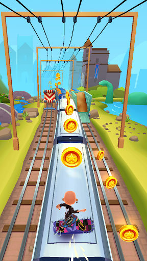 Subway Surfers 2.3.0 screenshots 3