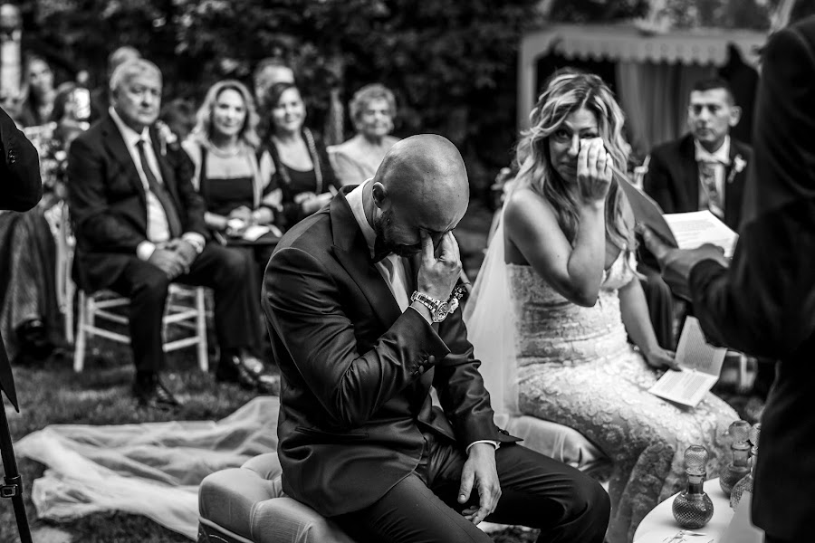 Wedding photographer Massimiliano Magliacca (Magliacca). Photo of 08.01.2019