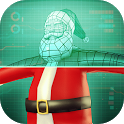 Santa Tracker - Check where is Santa (simulated) icon