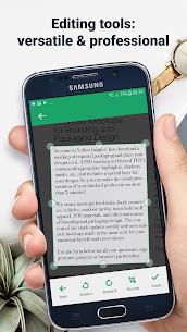 PDF Scanner Camera Scanner: JPG To PDF Converter App Download For Android 2