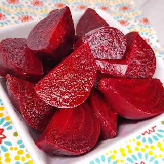 Instant Pot Fresh Whole Beets.
