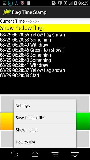 Flag Time Stamp 2.10 Windows u7528 2