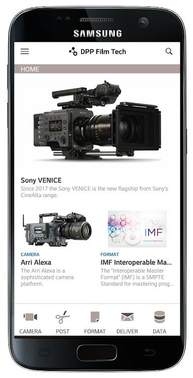 DPP Film Tech App – (Android Apps) — AppAgg