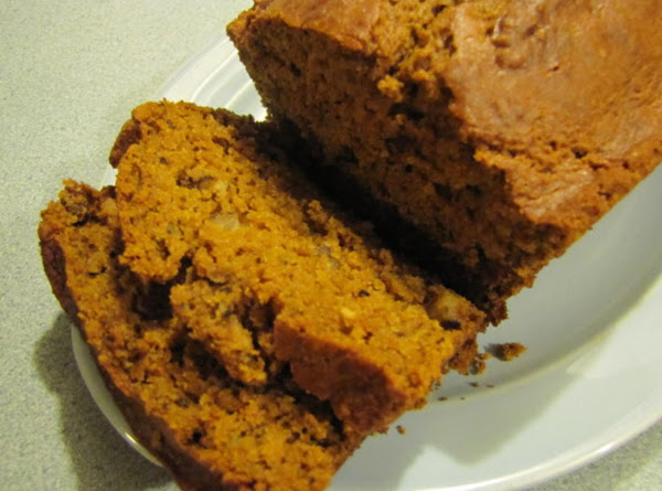 Are You Tired Of Pumpkin Yet? Pumpkin Bread Recipe