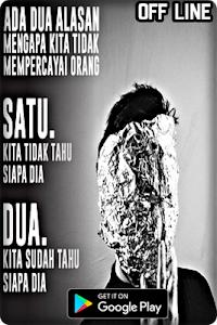 Download Kata Kata Sindiran Teman Sahabat Penghianat Apk