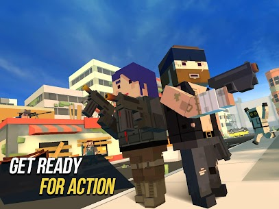 Grand Battle Royale: Pixel FPS MOD APK (Unlimited Money) 2