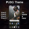 Dark PBG Theme for Huawei icon