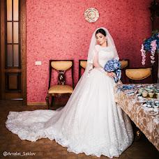 Wedding photographer Amalat Saidov (Amalat05). Photo of 14.02.2017
