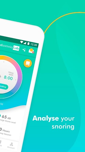 Download Goodsomnia Lab: Snore detection and analytics APK