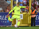 Jean Butez n'a pas vu suffisamment d'opportunités à Anderlecht pour devenir numéro 1