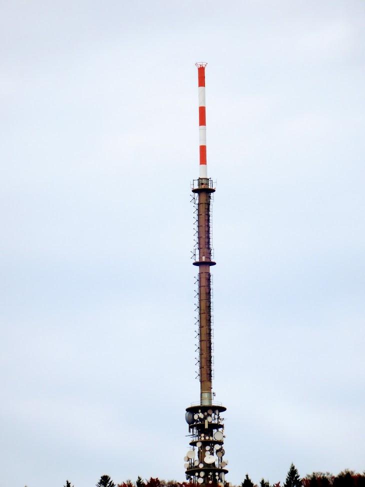 Brotjacklriegel - TV-URH gerincadó állomás