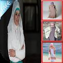 Hijab Style Islam Woman Abaya icon