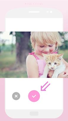 美肌加工♡ピンクフィルターのおすすめ画像3