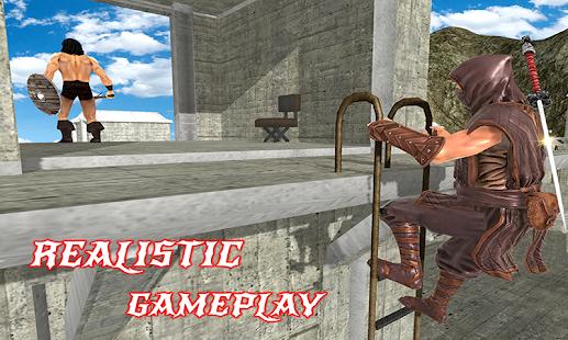 Ninja Warrior Assassin Fight: Survival Escape Hero - náhled