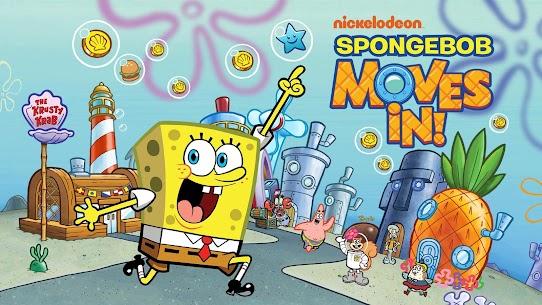 SpongeBob Moves In MOD Apk 1.0 (Unlimited Money) 1