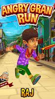 Screenshot of Angry Gran Run - Running Game