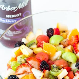 Arbor Mist Boozy Fruit Salad