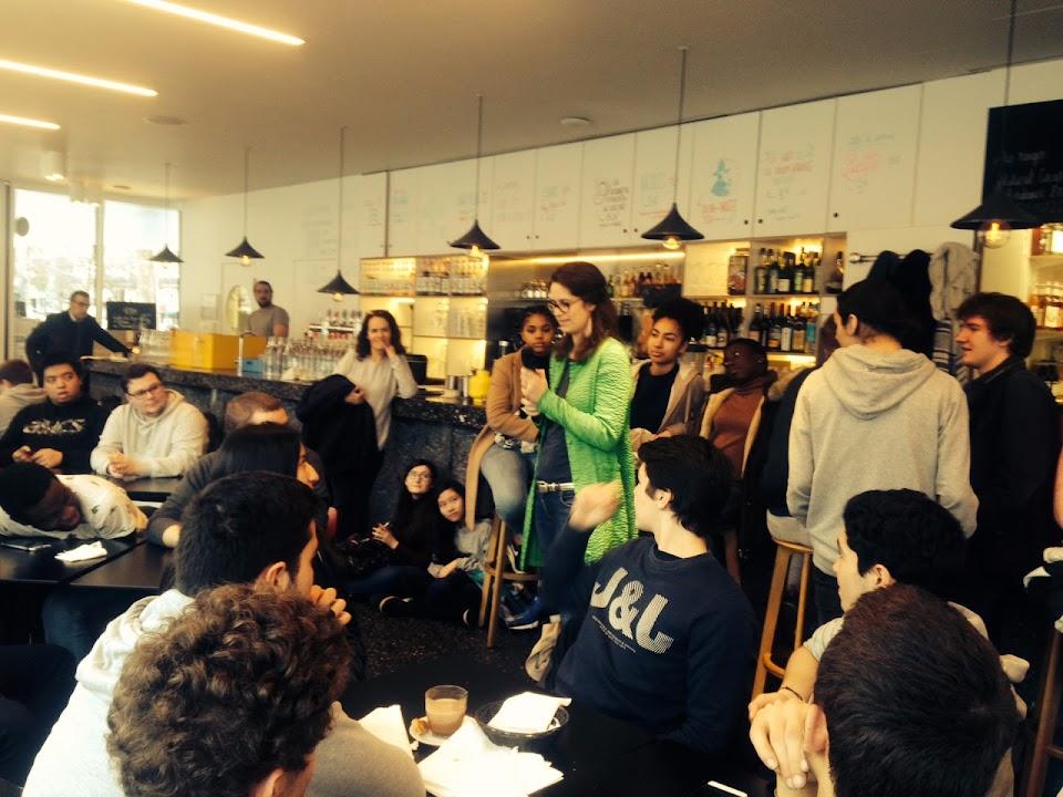 Café économique de Bercy