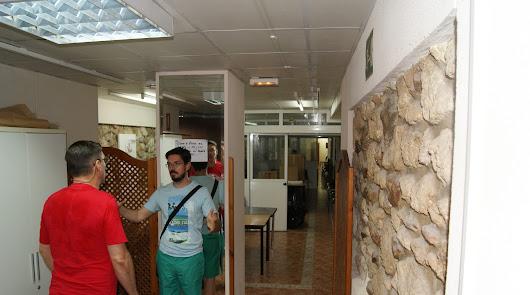 De la entrega de la ciudad al refugio de San Sebastián; la vida en las Huertas