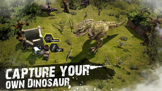 Fallen World: Jurassic survivor Screenshot