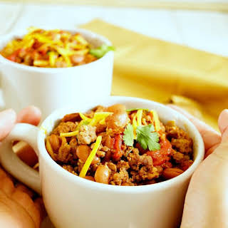 Crock Pot Chili Soup.