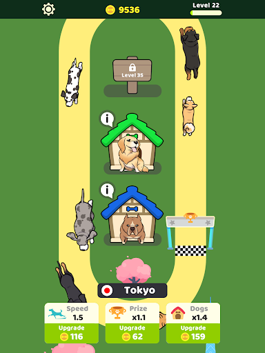 Dog Racing Idle apkmind screenshots 13
